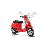 150 S 2012 Vespa S 4T ie College